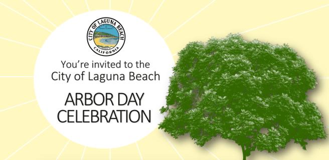 Laguna Beach Arbor Day Celebration