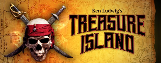 Laguna Playhouse Youth Theatre Treasure Island Logo