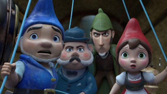Sherlock Gnomes Courtesy of Paramount.com