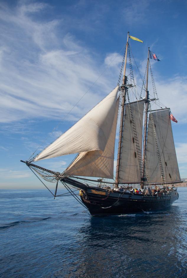 Adventure Sail Courtesy of Ocean-Institute.org