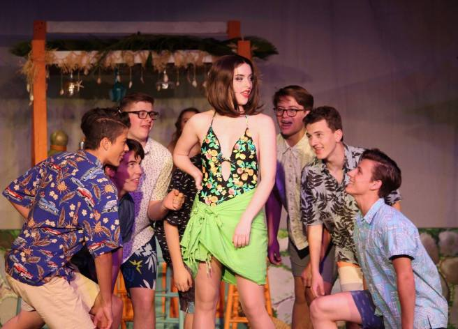 Mamma Mia Courtesy of SCHS Theater Arts