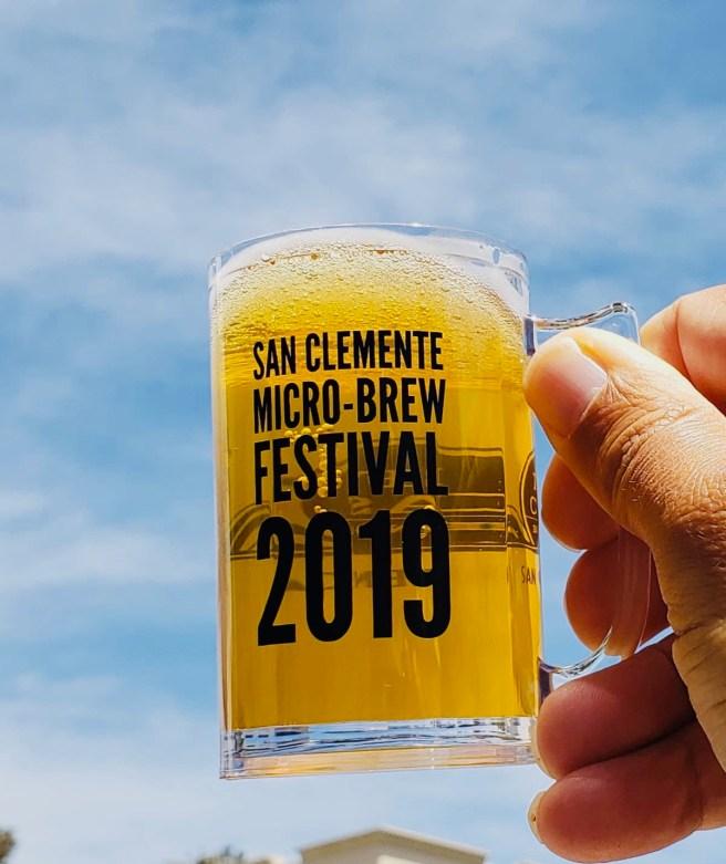 San Clemente Micro Brew Fest 2019