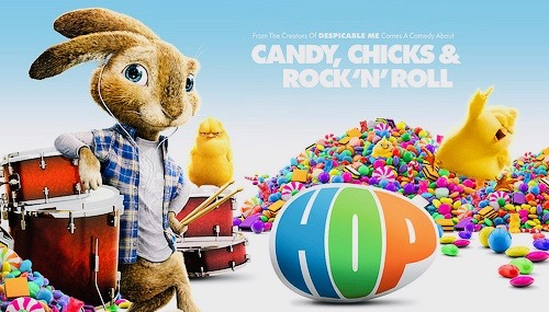 Hop: Candy Chicks and Rock n Roll Courtesy of Universal Pictures