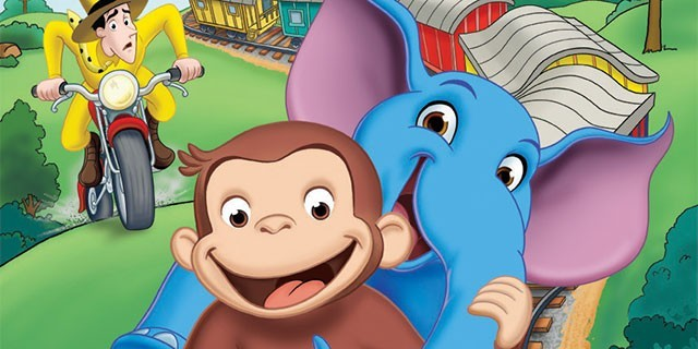 Curious George 2 Courtesy of Universal Pictures
