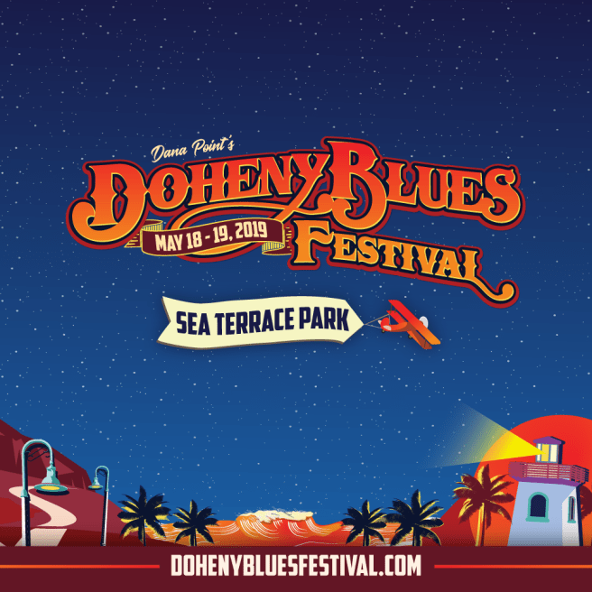 Doheny Blues Festival May 18-May 19 2019