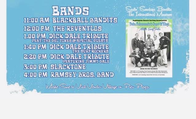 Huntington Beach Summer Concert May 26 2019