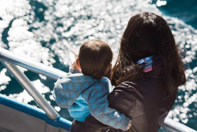 Mother's Day Cruise Courtesy of The Ocean Institute