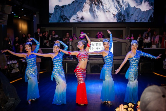 Pacific Rim Showcase Party Courtesy of NewportBeachFilmFest.com