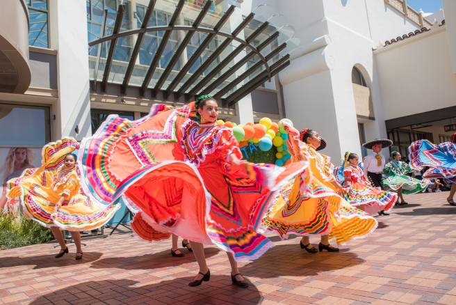 San Clemente Outlets Fiesta del Mayo Saturday May 4 2019