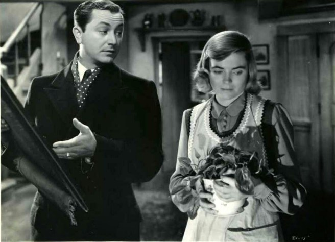The Enchanted Cottage Starring Robert Young and Dorothy McGuire Courtesy of RKO.com