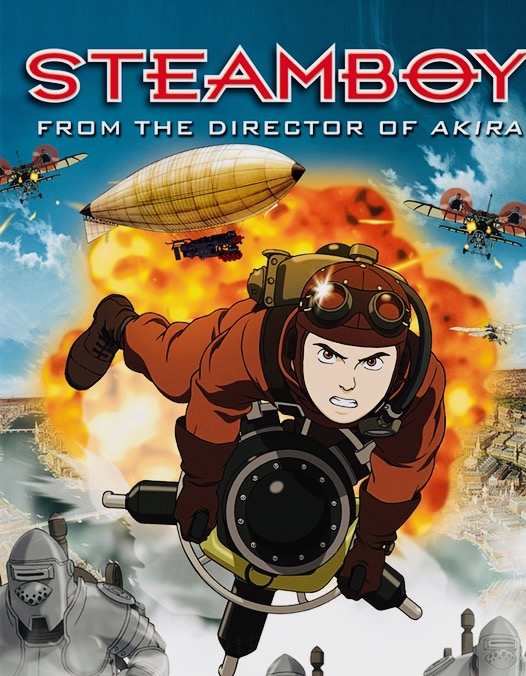 Steamboy Courtesy of SonyPictures.com