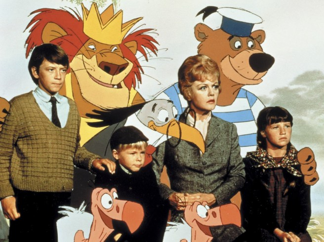 Bedknobs and Broomsticks Courtesy of Disney.com