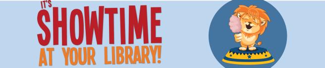San Clemente Library Kids Showtime Thursdays Summer 2019