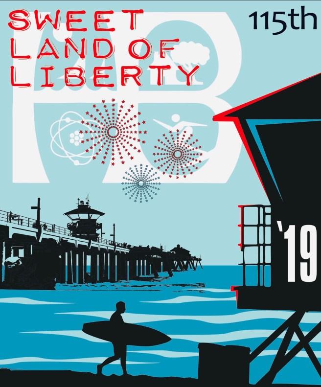 Huntington Beach 4th of July 2019 Celebrations