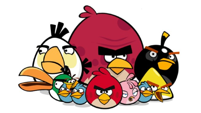Angry Birds Courtesy of SonyPictures.com