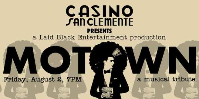 Casino San Clemente Motown Courtesy of Eventbrite.com
