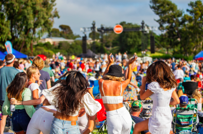 Dana Point Concerts in the Park Courtesy of City of Dana Point