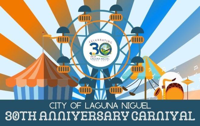 Laguna Niguel Carnival August 16-August 18 2019