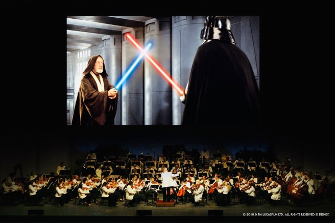 Star Wars A New Hope In Concert Courtesy of Pacific Symphony