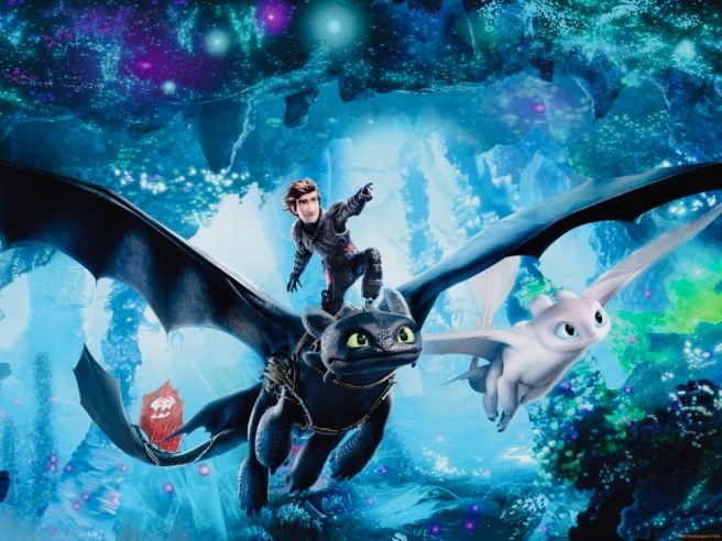 How To Train Your Dragon The Hidden World Courtesy of Dreamworks.com