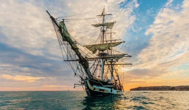 Dana Point Tall Ships Courtesy of Ocean Institute