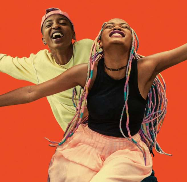Kenyan Film Rafiki Courtesy of Facebook.com:RafikiMovie