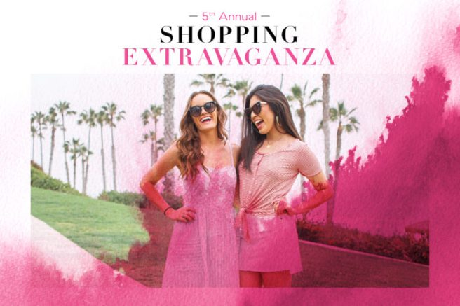 San Clemente Outlets 5th Annual Shopping Extravaganza Fundraiser October 5 2019