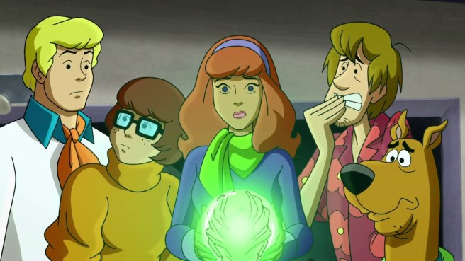 Scooby Doo! and The Curse of The 13th Ghost Courtesy of WarnerBros.com