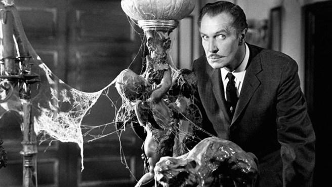 VIncent Price in House on Haunted Hill Courtesy of AlliedArtists.com