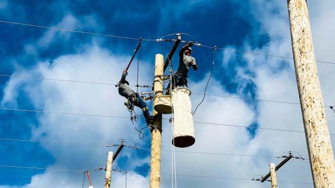 Southern California Edison Utility Poles Courtesy of SCE.com