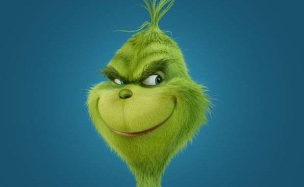 The Grinch Courtesy of illumination