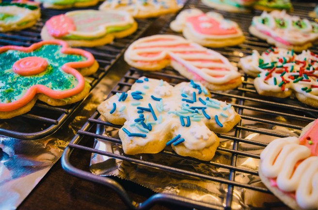 Holiday Cookies Courtesy of WordPress Pexels