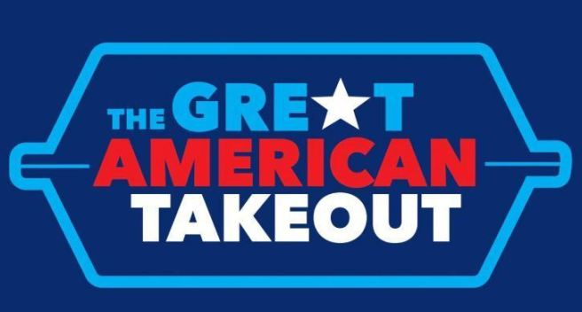Great American TakeOut March 24 2020