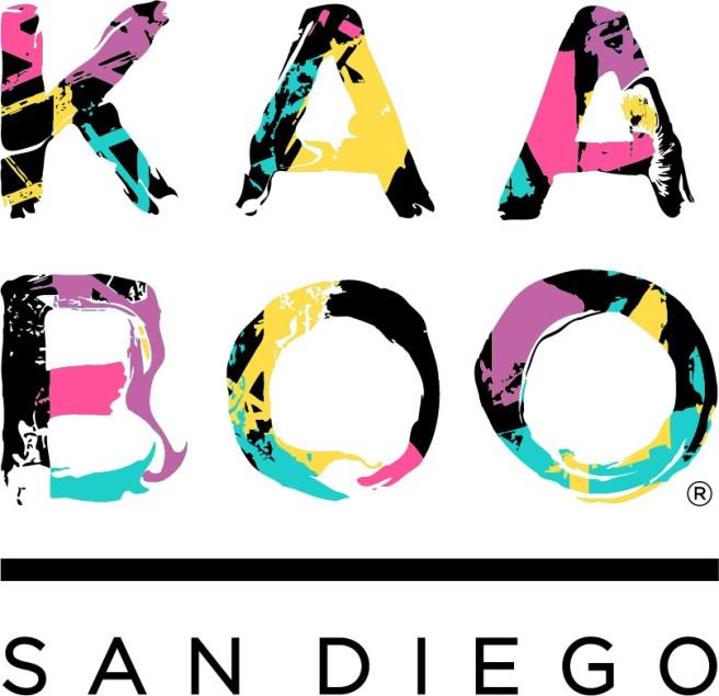 Kaaboo San Diego 2020 Logo