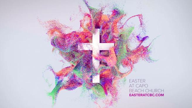 Easter Sunday Courtesy of Capo Beach Church
