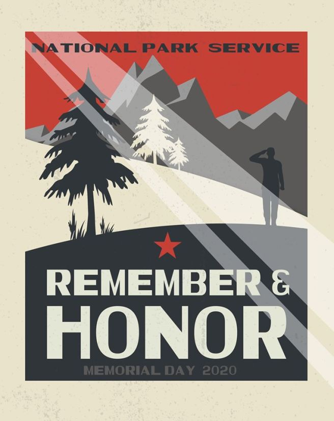 National Park Service (NPS) Memorial Day 2020