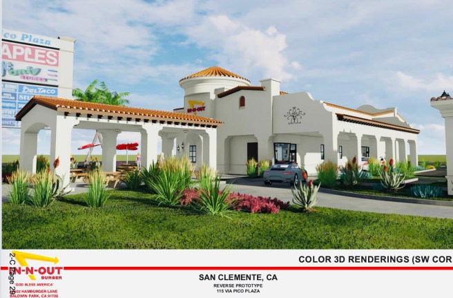 San Clemente In N Out Proposal June 2020