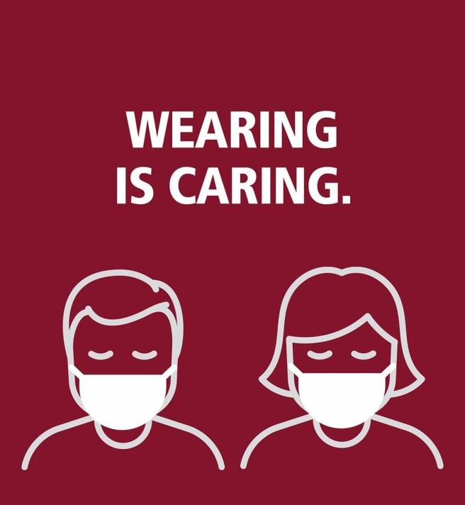Face Coverings PSA Courtesy of University of Massachusetts Amherst at umass.edu