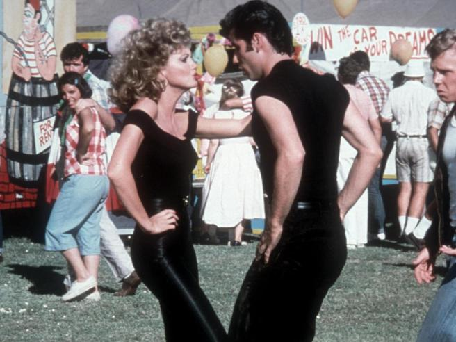Grease Courtesy of Paramount Pictures