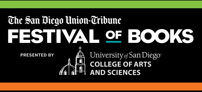 San Diego Festival of Books 2020 Logo
