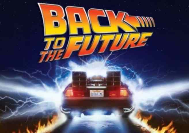 Back To The Future Courtesy of UniversalPictures.com