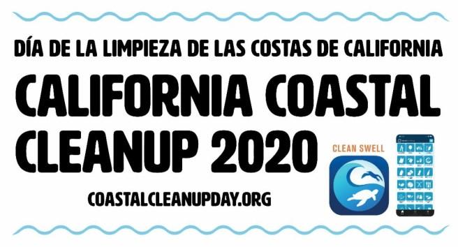 California Coastal Cleanup 2020