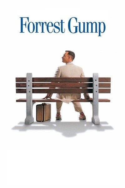 Forrest Gump Courtesy of Paramount Pictures