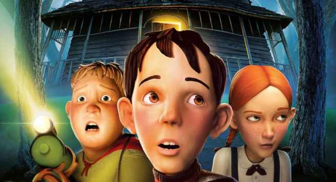 Monster House Courtesy of Sony Pictures