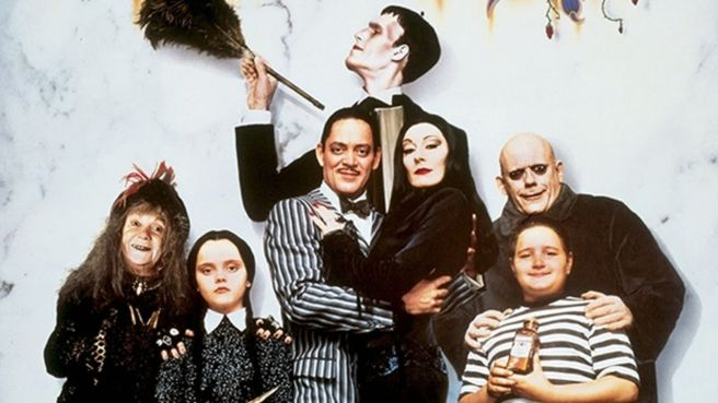 The Addams Family Courtesy of Paramount Pictures
