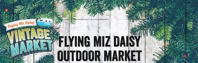 Flying Miz Daisy Banner