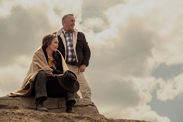 Diane Lane and Kevin Costner in Let Him Go Courtesy of Focus Features