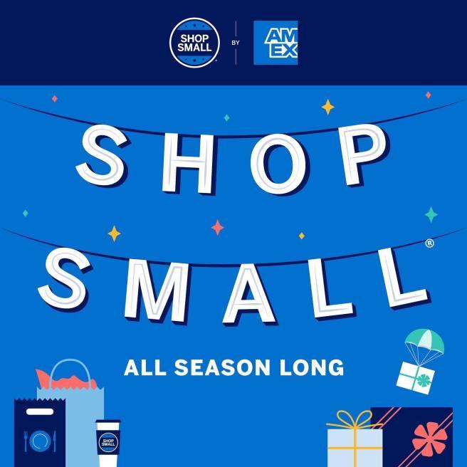 Shop Small All Season Long PSA