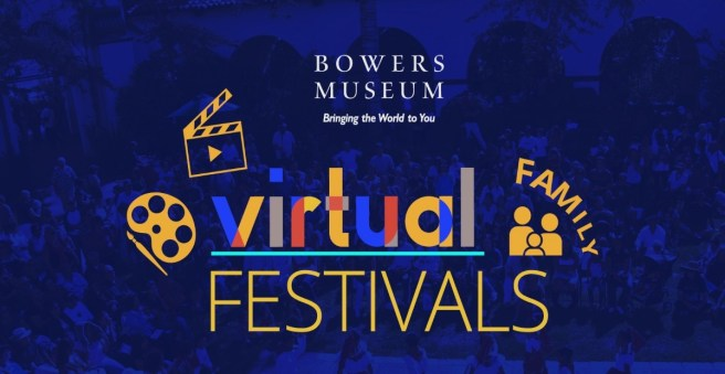 Bowers Museum Santa Ana California Virtual Festival of Winter Holiday Celebrations Sunday December 27 2020