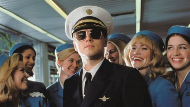 Catch Me If You Can Courtesy of DreamWorks Pictures